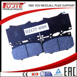 Auto Parts for Toyota Camry Semi-Metal Brake Pads D2177