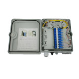 CATV FTTH Fiber Optic Distribution Box for Telecommunications Network