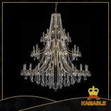 Hotel Luxury Crystal Ceiling Chandelier (1771-20+10+5 B GB)