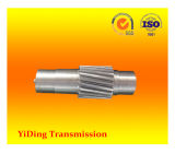 China Manufacturer of Cylindrical Gear Shaft
