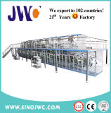 Model Name Full Servo Elastic Waistband Baby Diaper Machine in China