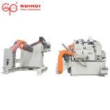 Straightening Metal Material Is The Nc Straightener Machine (MAC4-1300F)