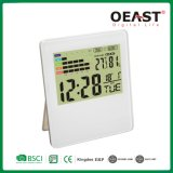 Digital Multi Functional Thermometer Temperature and Hygrometer Display Time Display Ot3080th1