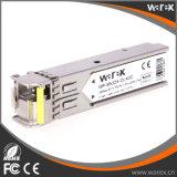 GLC-BX40-D-I BiDi SFP 1550nm-TX/1310nm-RX 40km Transceiver