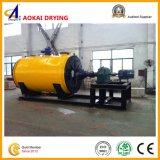 Vacuum Rake Drying Machine with Solvent Recovery
