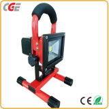 Outdoor Camping Portable 10W 20W 30W 50W Rechargeable LED Flood Light Flood Lighting/LED/Flood Light/LED Flood Light