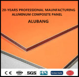 Outdoor Strong PE/PVDF Display Board/Aluminum Composite Panel (ACP) (ALB-006)