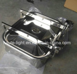 Stainless Steel Pressure Type Tank Hatch Cover