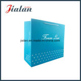 BSCI Audit High Quality Shopping Bag with Silver Hot Stamping