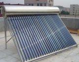 Gravity Solar Hot Water Heater