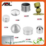 Stainless Steel End Cap for Handrail Pipe