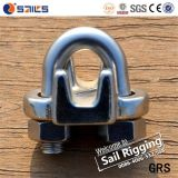 Stainless Steel Us Type Wire Rope Clamps (CE, SGS, ISO)