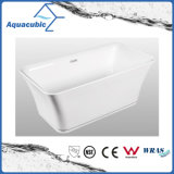 Luxury Pure Acrylic Seamless Free Standing Bathtub (AB6502)