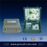 CATV Outdoor Waterproof Shell Optical Receiver (WR8604DM)