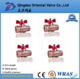 Brass Ball Valve with Nipple Top Quality Hand Operated Union End 2-1/2 Inch Low Price
