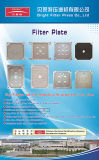 High Temperature and Pressure PP Membrane Filter Plate