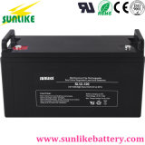 12V 120ah Deep Cycle Lead Acid Battery for Power Plant