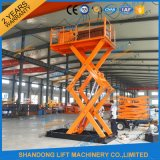 Small Scissor Lift with Ce