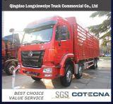 Sinotruk Man Engine J5g 8X4 Cargo Truck