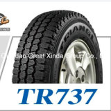 Good Performance Commercial Car Tyre (185R14C 195/70R15C 185/75R16C 215/70R16C)