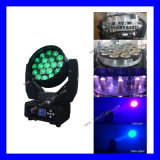 LED Stage /Party Light Zoom 19*12W Beam Moving Head
