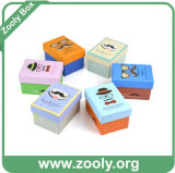 Small Cute Paper Gift Packing Box with Lid