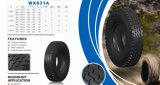 Manufacturer Wholesale Truck Tyre with DOT Certification11.00r20 Wx831A / Truck Tire