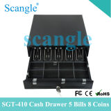 Sgt-410 Cash Drawer Point of Sale Cash Drawer 1 Check Slot
