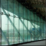2134X3300mm 6.38mm Tinted or Clear PVB Laminated Glass Manufacturer