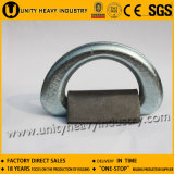 Galvanized Forging Steel Container Lashing Weldless Ring
