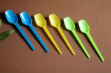 Food Grade 100% Virgin PS OEM Plastic Spoon