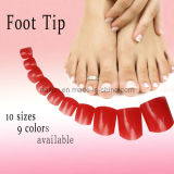 Foot Tip, Toe Tip, False Tip