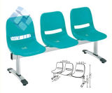 Cheap Stainless Steel Public 3-Seater Airport Hospital Waiting Chair