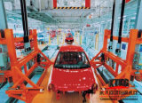 High Speed Automobile Assembly Line Designed by Jdsk