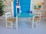 Children Study Set Made by Solid Wood (M-X1069)