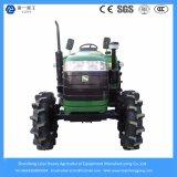 Diesel Farm Machinery Agricultural Equipment 40/48/55HP 4WD Wheel Farm Tractor