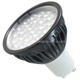 Dimmable 5W GU10 LED Bulb Lamp Spotlight 24 SMD 450lm