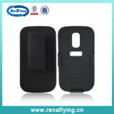 Mobile Phone Case for Huawei U8667 with Swivel Kickstand (u8667)
