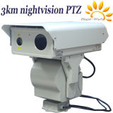 5 Km Night Vision Long Range PTZ Infrared Laser Camera