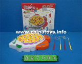Promotional Plastic Toys B/O Fishing Game with Music (867005)