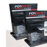 Countertop Acrylic Door Lock Display Stand for Hotel Lock Btr-C8017