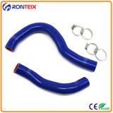 Red Reinforced Silicone Radiator Hose Kit