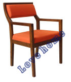 Restaurant Dining Coffee Leisure Living Furniture Wooden Chair