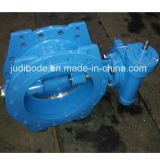 Professional Flange Butterfly Valve