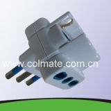250V 10A Italian Standard Electrical Plug Adapter