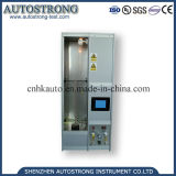 Autostrong IEC60695-11-2 Cable Vertical Flame Test /Testing Chamber