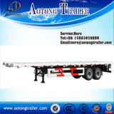 Hot Sale Low Flatbed Semi Trailer for Sale