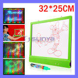32 X 25 Cm Digital Illuminated Message Board LED Store Advertising Billboard Marker Pen (MB-1015)