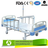 Medical Single Crank Hospital Bed (CE/FDA)