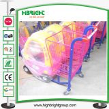 Fun Supermarket Shopping Mall Kids Trolley